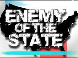 Black Men Enemy of the State